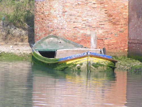 Imbarcazione Veneziana ,