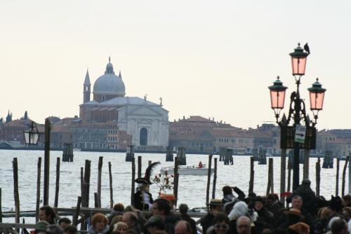 Paesaggio a Venezia