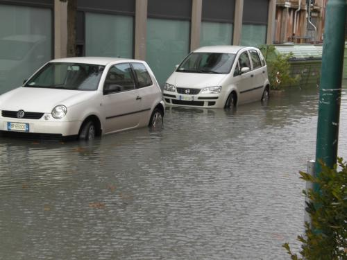 Acqua Alta a Lido di Venezia
