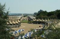 lido di Venezia , Spiaggia